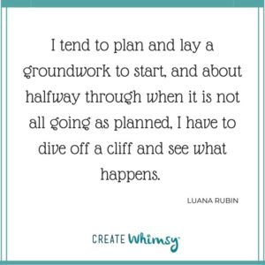 Luana Rubin Quote