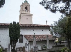 Mission Dolores Cemetary