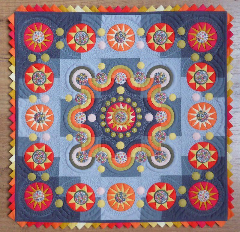 Spotlight: Philippa Naylor, Textile Artist