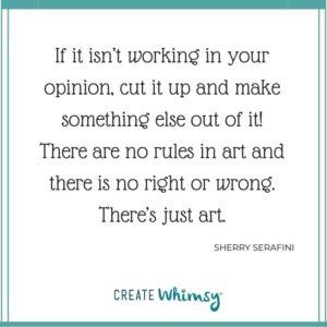Sherry Sarafini Quote