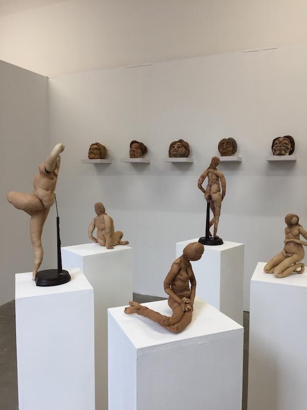 Sue's work on exhibit