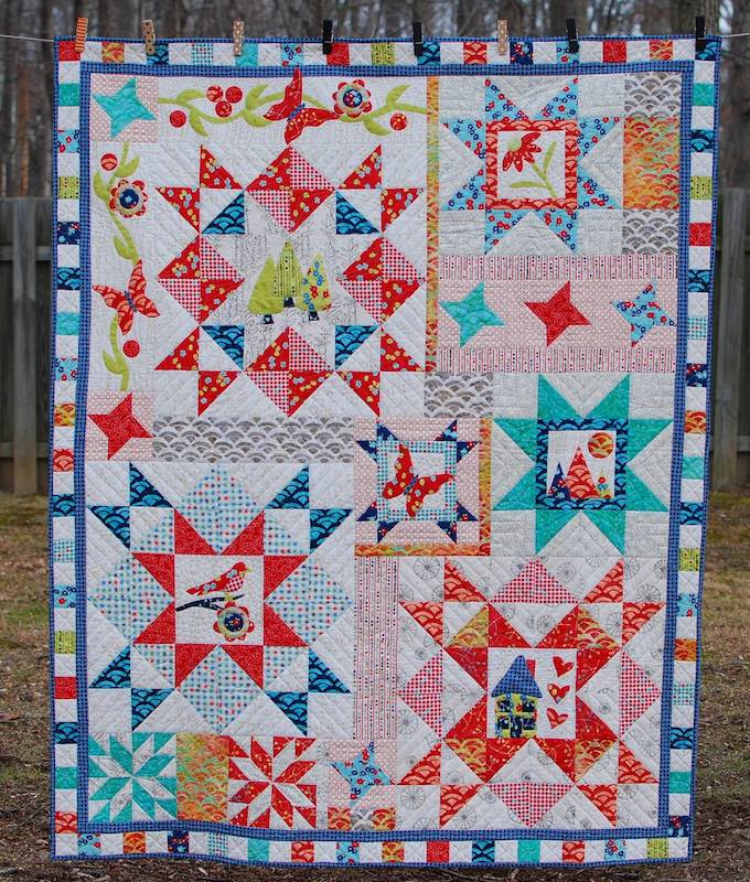 Take the Round About quilt