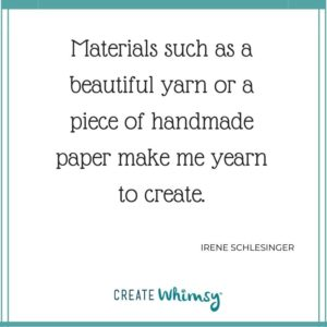 Irene Schlesinger Quote