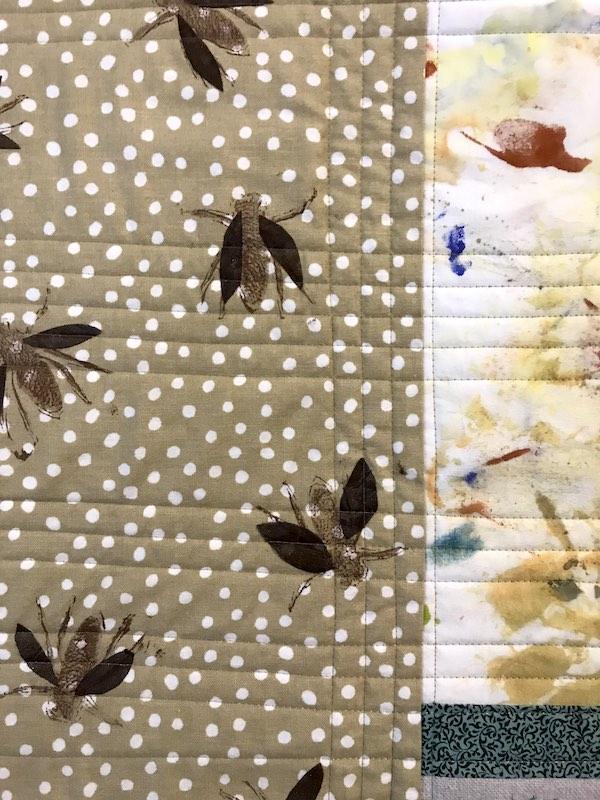 Letters Home Cutting Grass Flies Detail