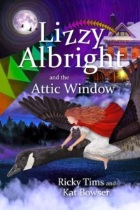 Lizzy Albright book cover