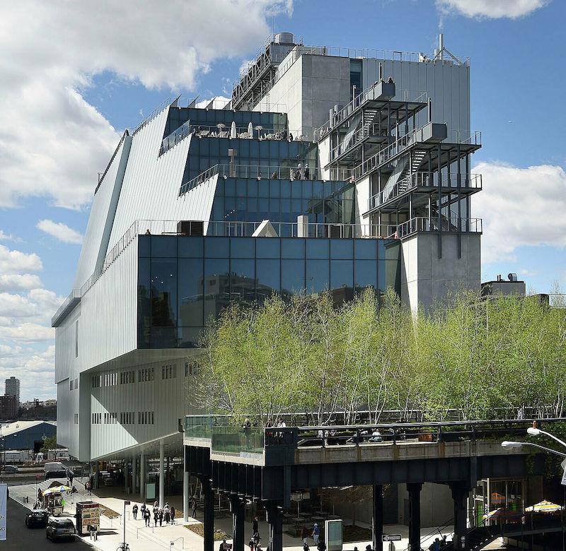 Whitney Museum of American Art New York City