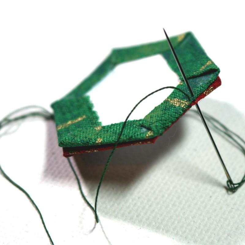 Whip Stitch One Edge RST