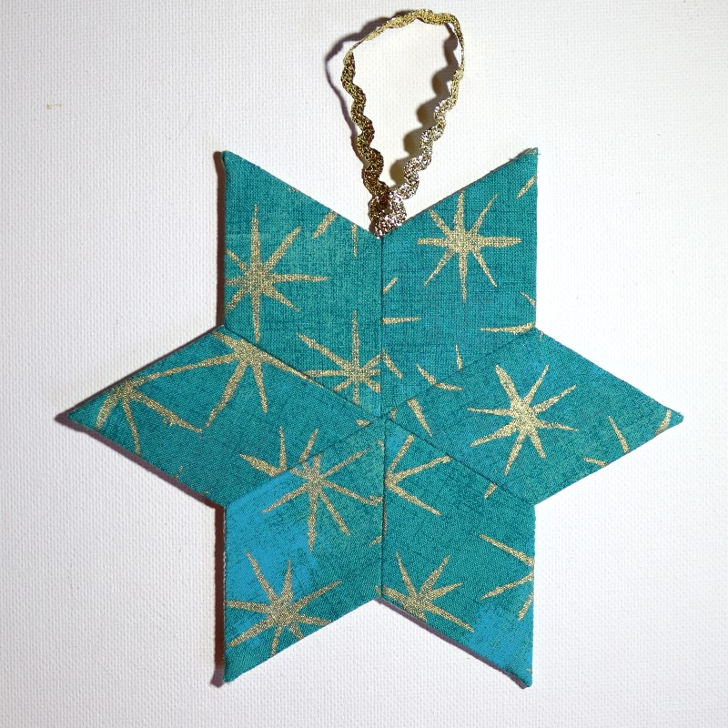 Teal EPP star finished