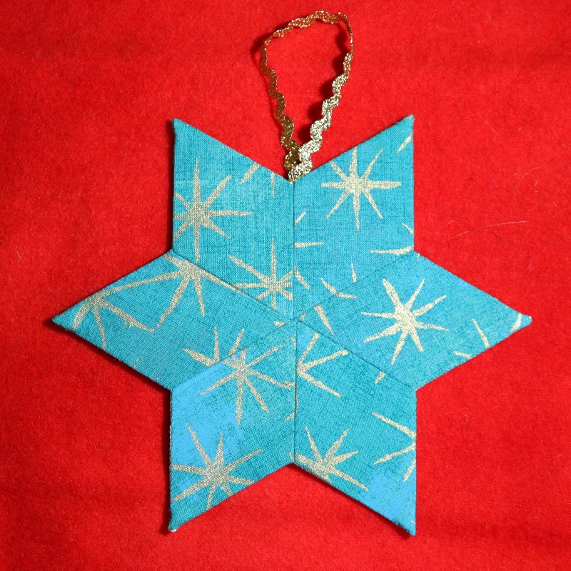 Teal EPP star on red