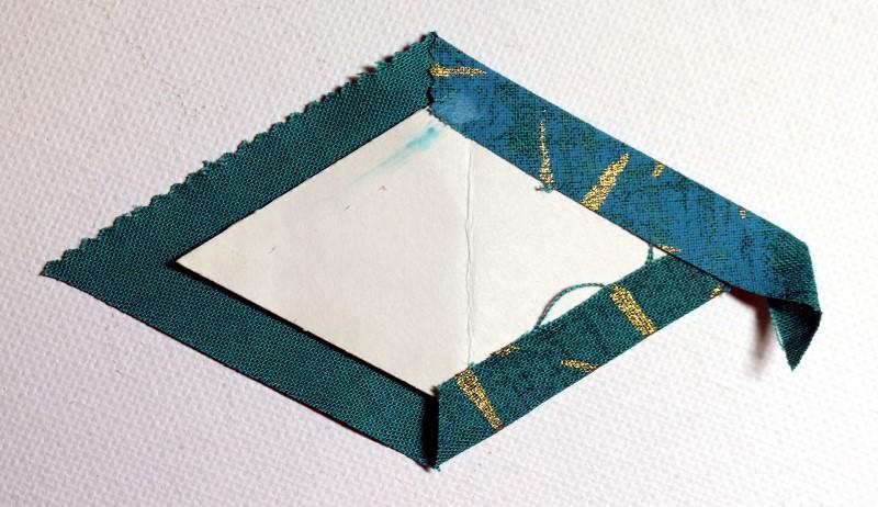 Fold-glue-fold-etc EPP diamond