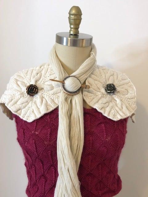 Spotlight: Cheryl Lampard, Knitter & Style Coach