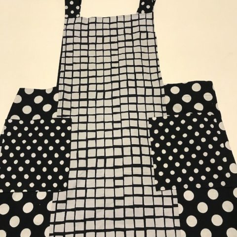 Finished apron front