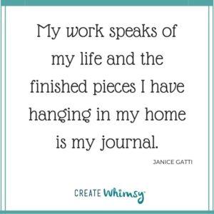 Janice Gatti Quote