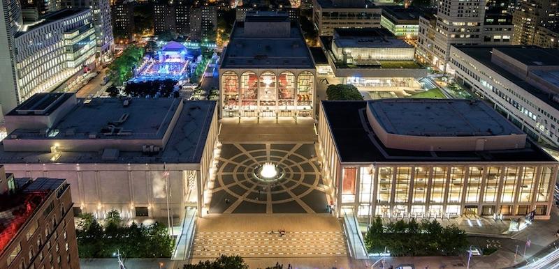 Lincoln Center New York City