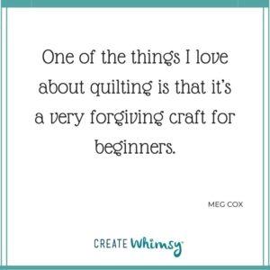 Meg Cox Quote