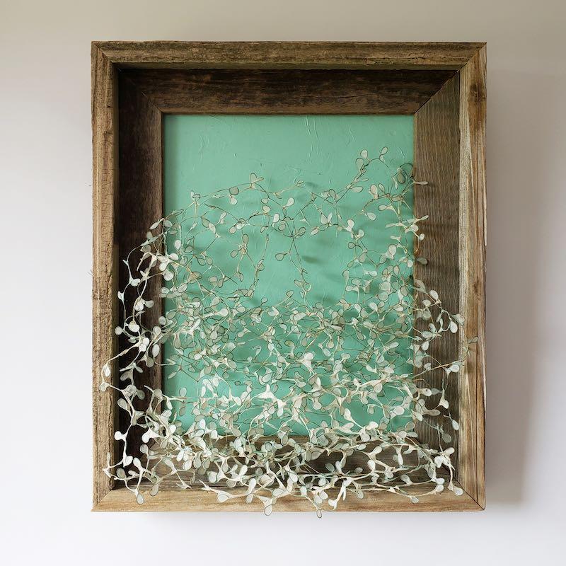 Melanie Brauner Overgrowth art
