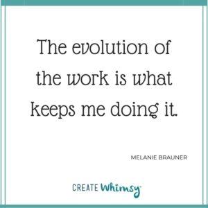 Melanie Brauner quote