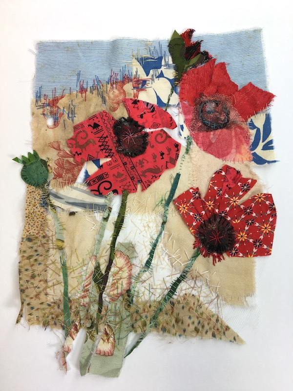 Poppies of Memory