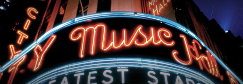Radio City Music Hall New York City