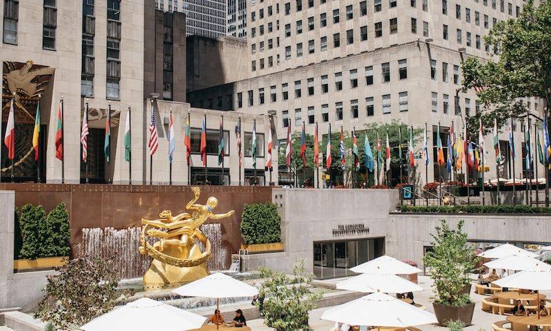 Rockefeller Square New York City