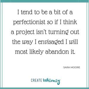 Sara Moore Quote