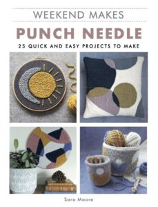 Punch Needle book cover