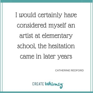 Catherine Redford Quote