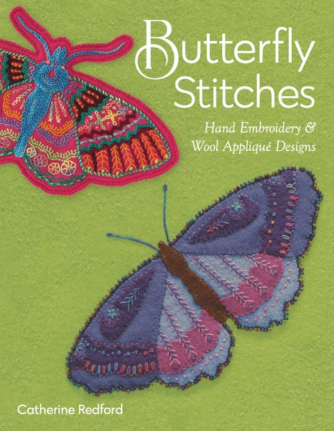 Butterfly Stitches cover