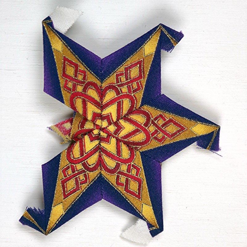 EPP Moravian Star-16-Stitch 5 together