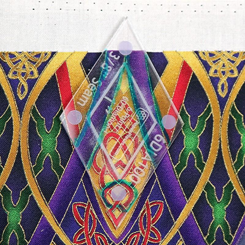 EPP Moravian Star-9-Trace key motifs