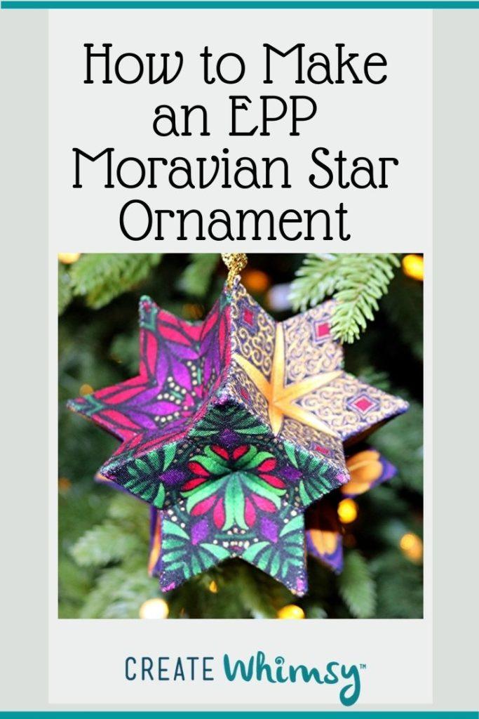 EPP Moravian Star Pinterest 1