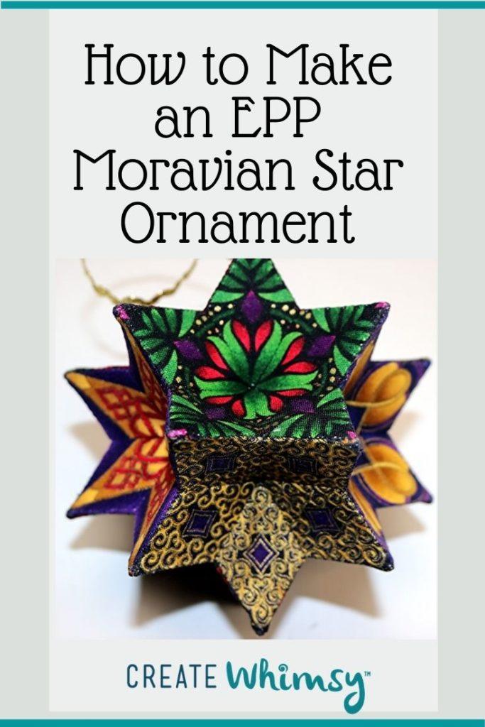 EPP Moravian Star Pinterest 10