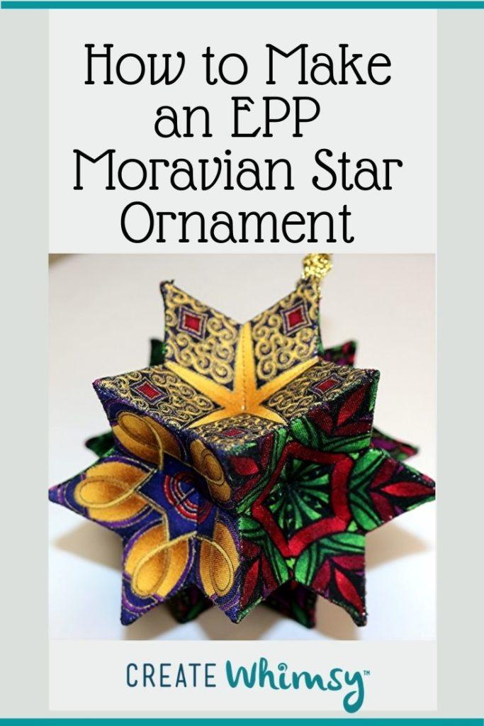 EPP Moravian Star Pinterest 11