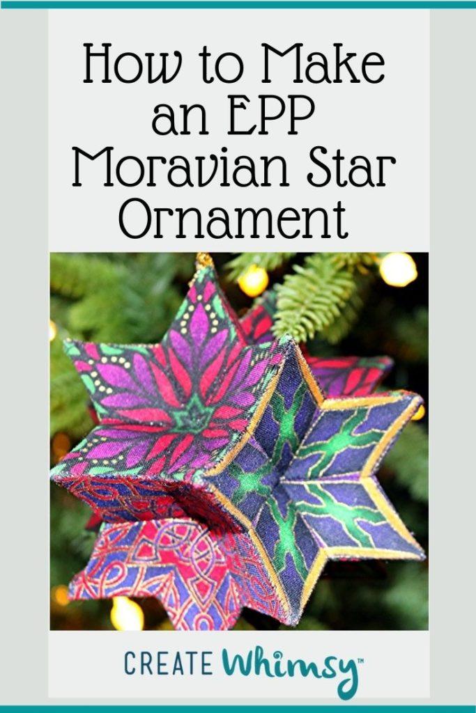 EPP Moravian Star Pinterest 12