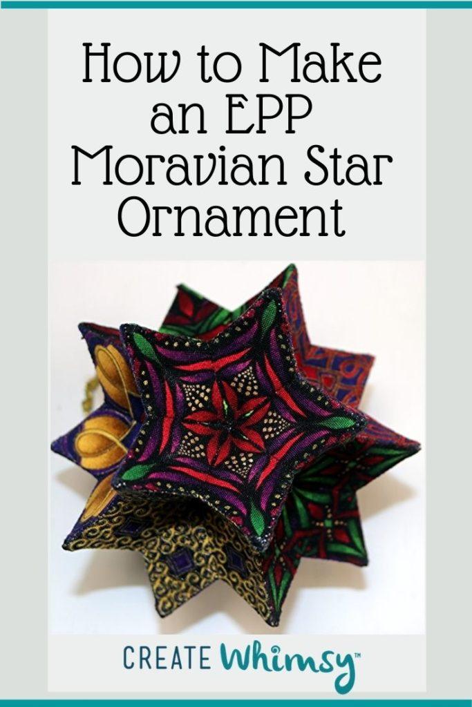 EPP Moravian Star Pinterest 17