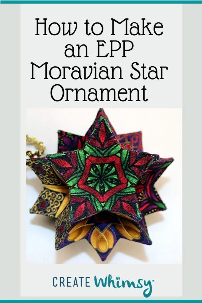 EPP Moravian Star Pinterest 18