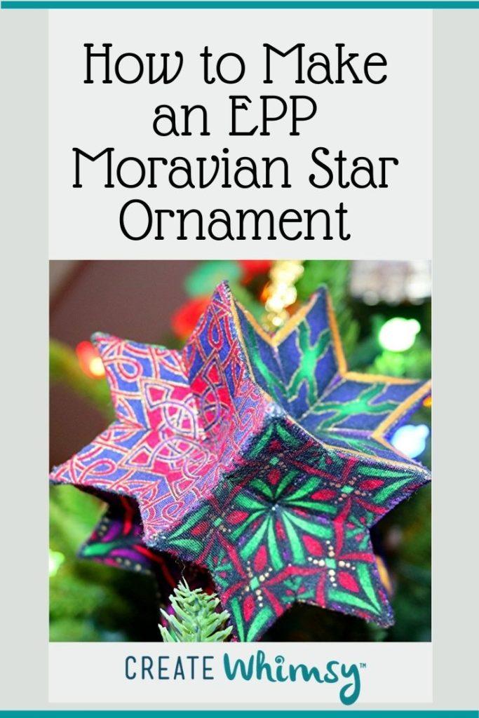 EPP Moravian Star Pinterest 2