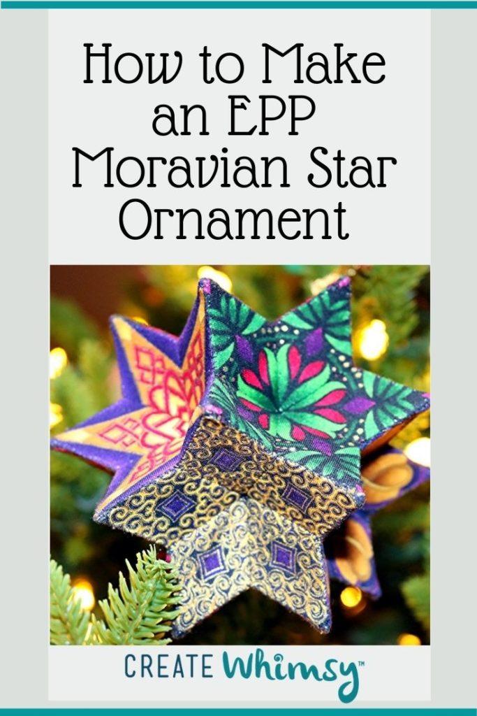 EPP Moravian Star Pinterest 20