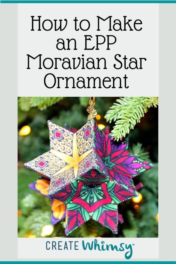 EPP Moravian Star Pinterest 3