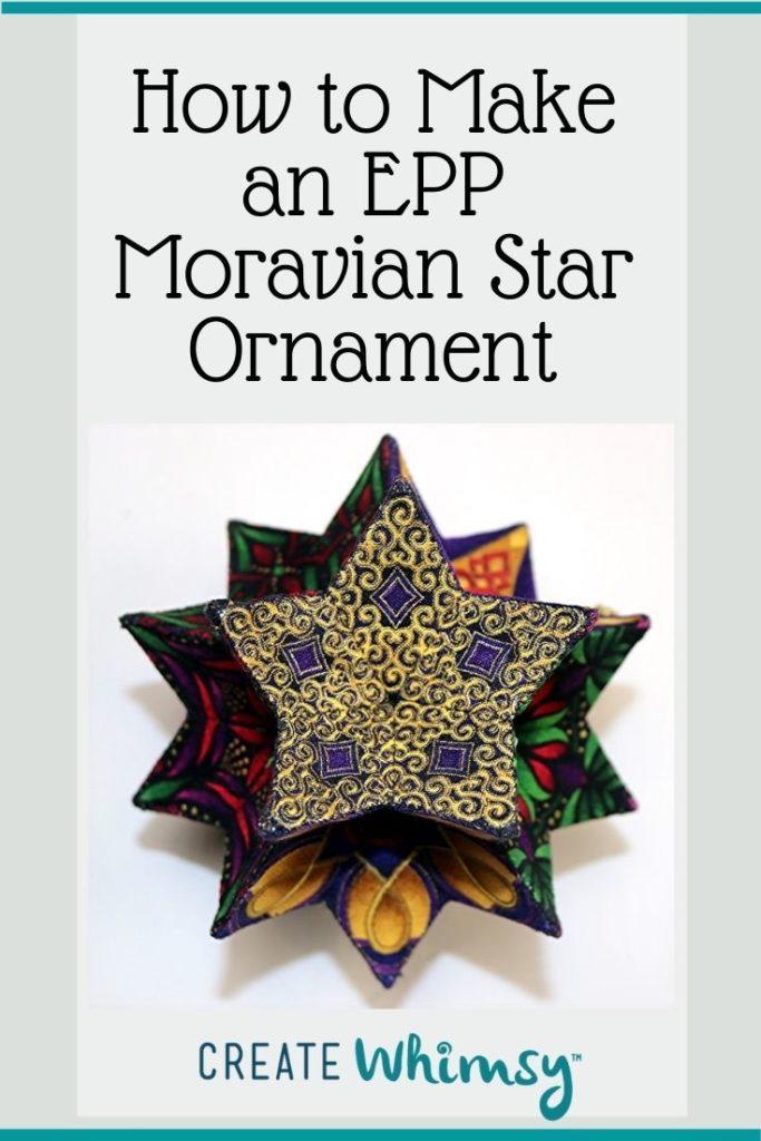 EPP Moravian Star Pinterest 4
