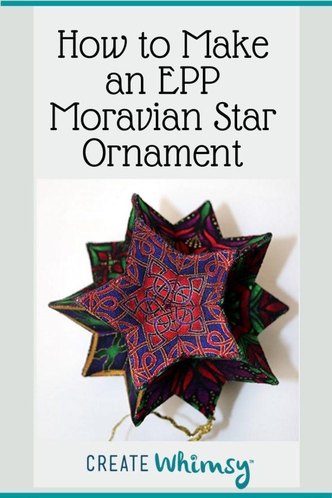 EPP Moravian Star Pinterest 7
