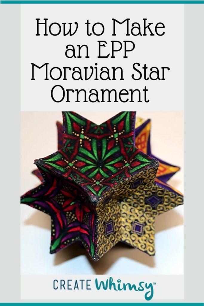 EPP Moravian Star Pinterest 8