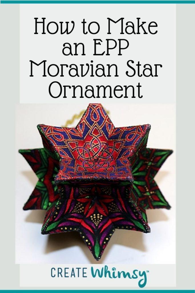 EPP Moravian Star Pinterest 9