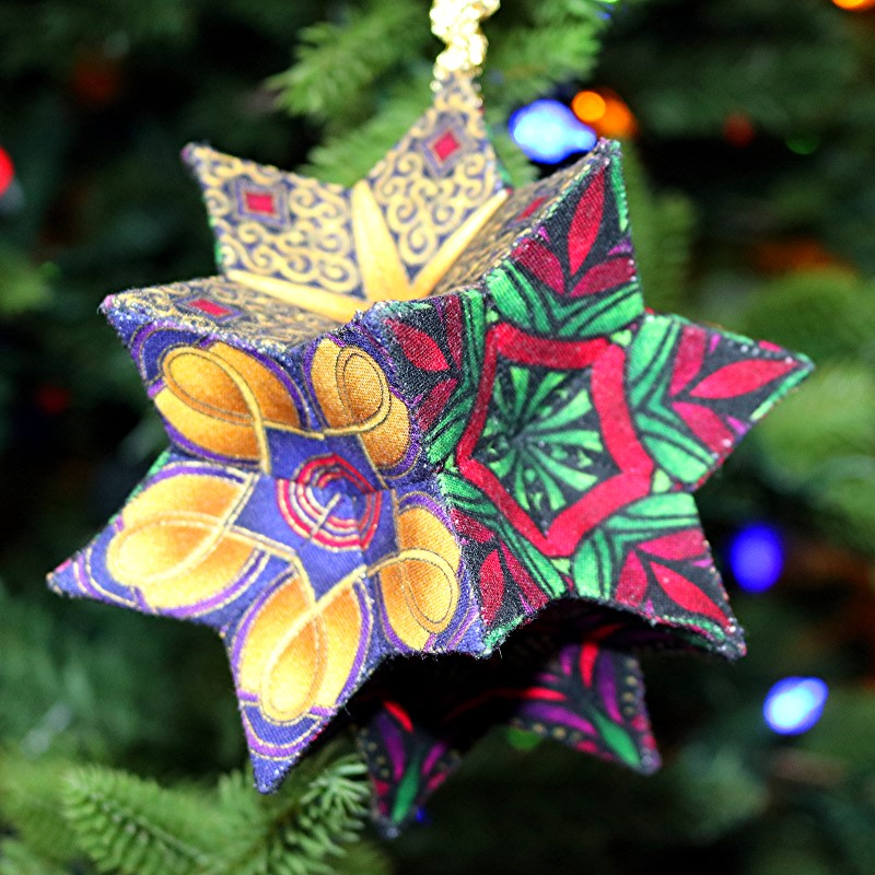 EPP Moravian Star Tree-2