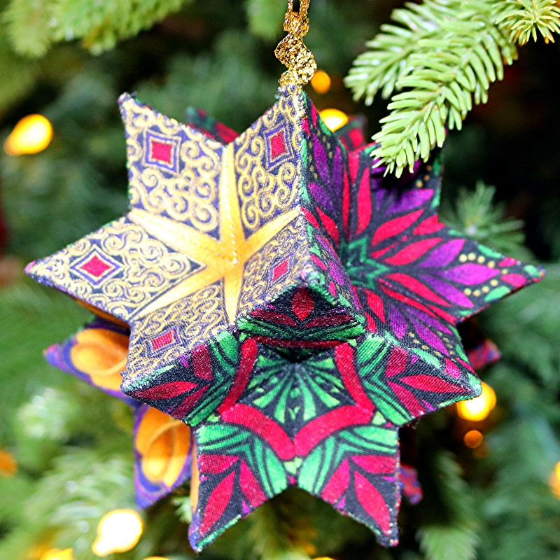 EPP Moravian Star Tree-3