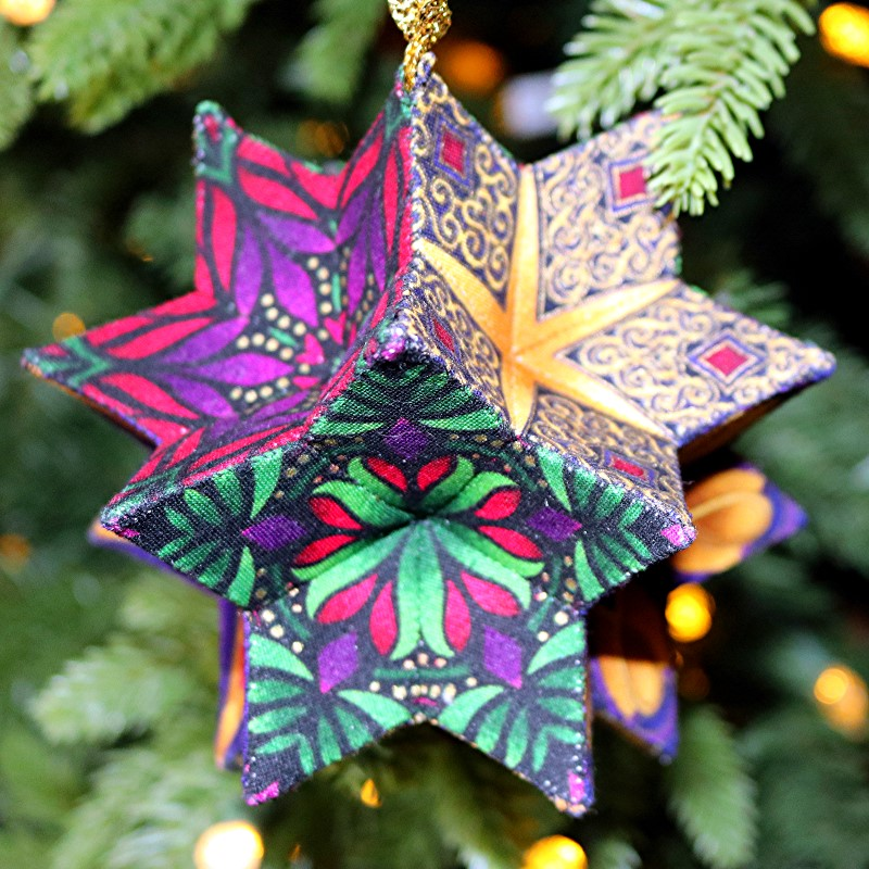 EPP Moravian Star Tree-5