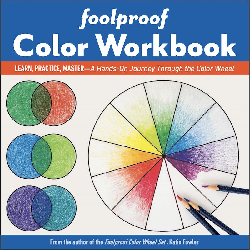Katie's Foolproof Color Workbook cover