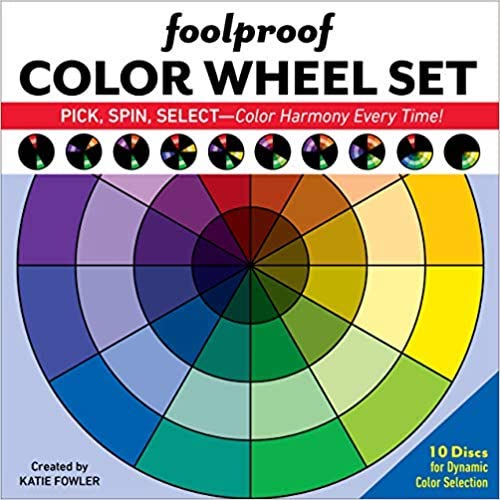 Katie's Foolproof color wheel set cover