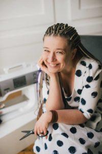 Olesya Lebedenko portrait