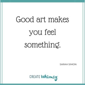 Sarah Simon Quote